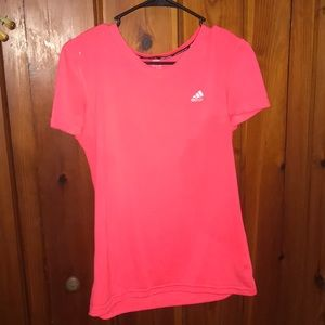 Adidas Loose-fit Dri-wicking Active Tee